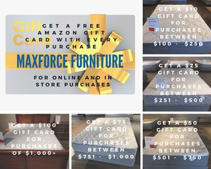Free Amazon Gift Card with purchase for Sale in Springdale, AR