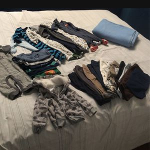 Baby Boy Clothing 3-6months for Sale in Riverside, CA