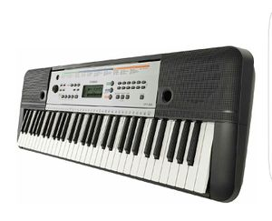 Yamaha YPT255 61 Full Size Key Personal Keyboard with stand for Sale in Laveen Village, AZ