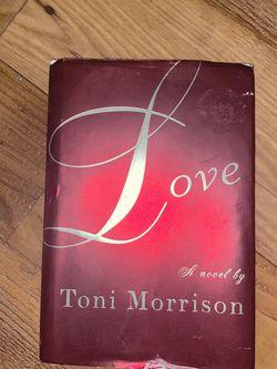 Love By Toni Morrison for Sale in Marietta,  GA