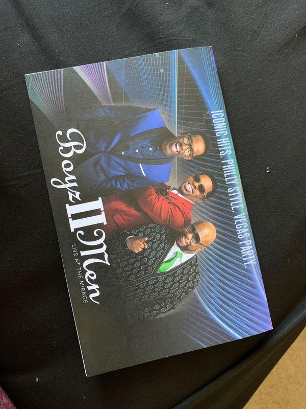 Boyz 2 men tickets