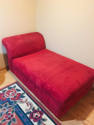 Chaise Sofa for $100 for Sale in Arlington, VA