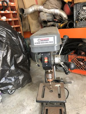 12 speed drill press for Sale in Duarte, CA