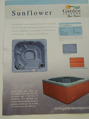 New 5 person hot tub spa for sale for Sale in West Palm Beach, FL