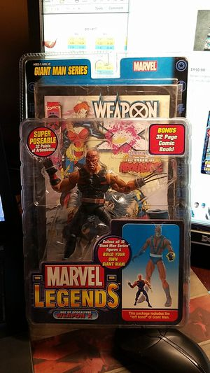Age of Apocalypse Weapon X Wolverine action figure for Sale in Queen Creek, AZ