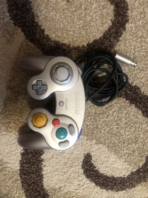 Platinum GameCube Controller OEM Tested Works Tight Joystick for Sale in Poway, CA