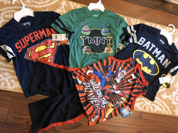 Toddler Boys Clothes Size 5T