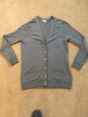 Old Navy Cardigan, Gray for Sale in Maple Valley, WA