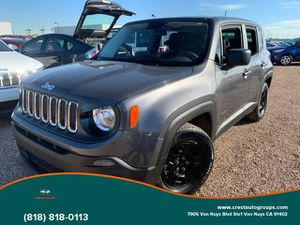 2017 Jeep Renegade for Sale in Los Angeles, CA