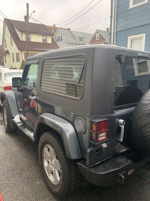 Jeep Wrangler for Sale in Everett, MA