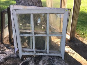 Antique Wood Windows for Sale in Chico, CA