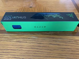 Razer Goliathus Mobile Gaming Mouse Pad for Sale in Lansing, MI