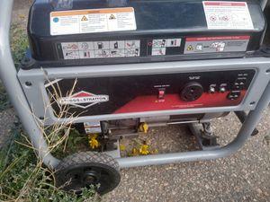 Briggs and Stratton generator 3500 w for Sale in Golden, CO