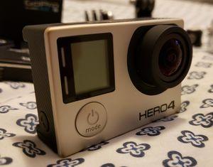 GoPro Hero 4 Black - 4K - Like New for Sale in Woodstock, GA