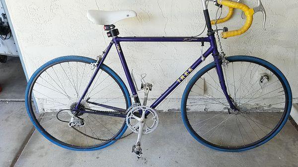 Vintage Trek 560 road bike