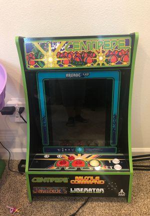 Arcade 1 Up Partycade Centipede for Sale in Puyallup, WA