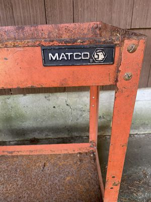 Vintage Matco roll around tool trolley for Sale in Tigard, OR