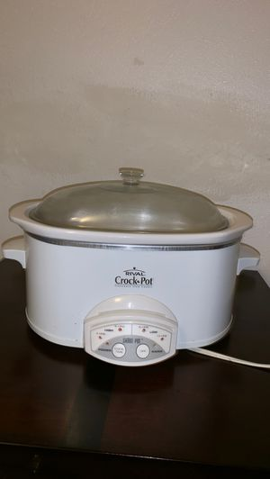 Crock Pot for Sale in Ruskin, FL