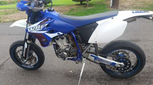 2004 Yamaha WR450F supermoto and dirt dual sport oregon plated LIKE NEW for Sale in Portland, OR