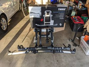 Bike Rack Thule Raceway pro platform for Sale in Escondido, CA