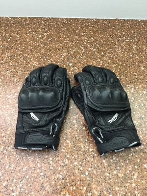 Triumph motorcycle gloves for Sale in Fullerton, CA