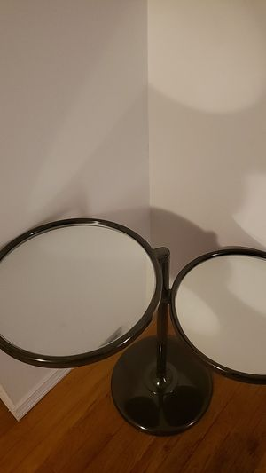 End table with rotating mirrors for Sale in New York, NY