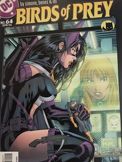 DC Comics - Birds Of Prey #64 for Sale in SeaTac,  WA