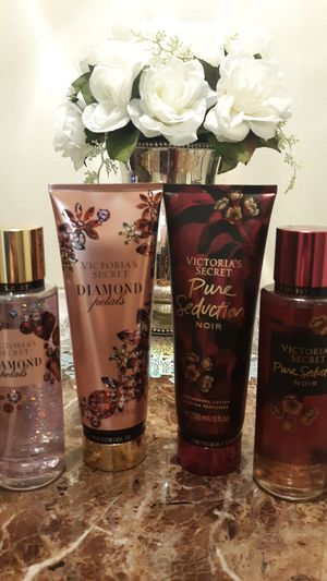 VS Body Sprays and Lotions!($25.00 all) for Sale in Fresno, CA