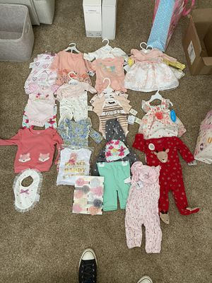 Assortment of baby clothes. for Sale in Costa Mesa, CA