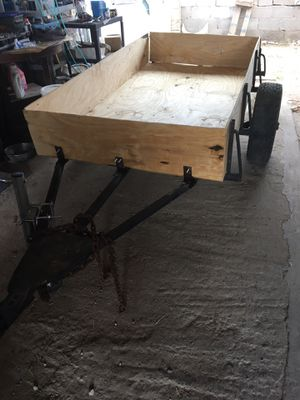 Trailer 4x8 for Sale in Socorro, TX