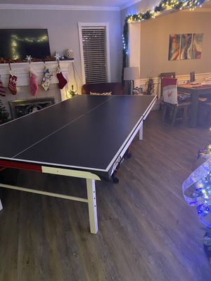 Like new Stiga folding ping pong table for Sale in Graham, WA