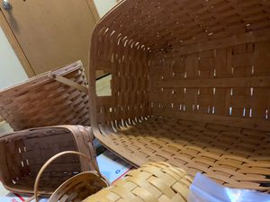 Longaberger Baskets for Sale in Groveport, OH