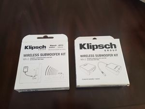Klipsch WA-2 Wireless Subwoofer Kit for Sale in San Marcos, CA
