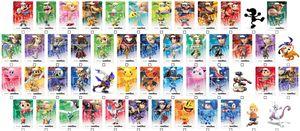 Nintendo SSB Amiibos!! for Sale in Arlington, TX