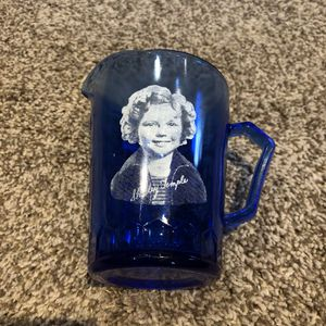 Vintage Shirley Temple Glass cup for Sale in Newton, MA