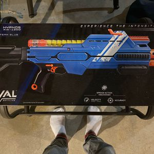 NERF Rival Hypnos XIX-1200 (Blue) for Sale in Hopewell Junction, NY