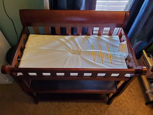Baby changing table for Sale in Victorville, CA