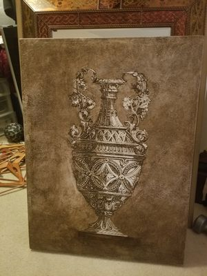 Painting vase for Sale in Bowie, MD