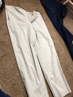 Banana republic crop pants size 6 khaki for Sale in Silver Spring, MD