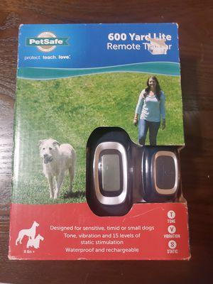 PetSafe Big Dog spray Bark control Collar for Sale in Alafaya, FL