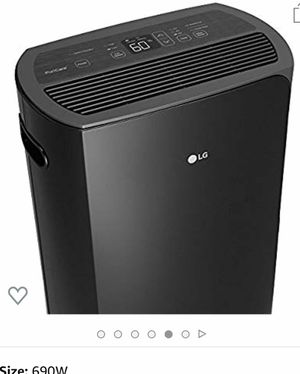 LG PuriCare 70 pint Dehumidifier for Sale in Las Vegas, NV