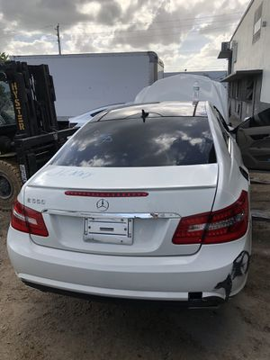 PARTS FOR MERCEDES-BENZ E550 4.6 2012 PARTING OUT for Sale in Hialeah, FL