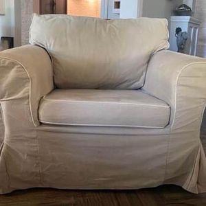 IKEA Ektorp Armchair Slipcover for Sale in Flower Mound, TX