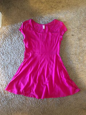 Hot Pink Dress for Sale in Durham, NC