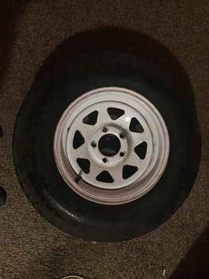 Trailer tires x4 for Sale in Orlando, FL