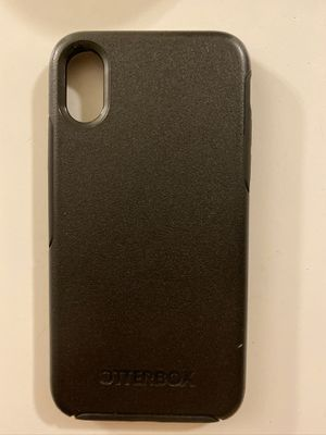 Otterbox Defender Case iPhone X for Sale in Kalamazoo, MI
