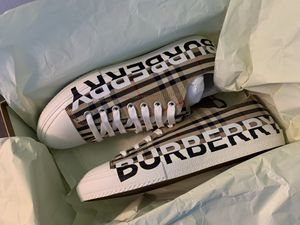 Burberry Low Top Sneakers (size 11) for Sale in St. Petersburg, FL