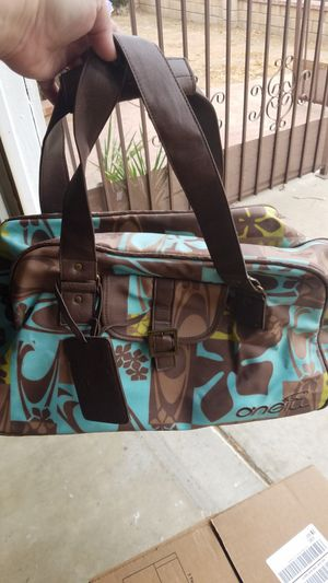 O'Neill overnight Weekender travel luggage for Sale in Fontana, CA