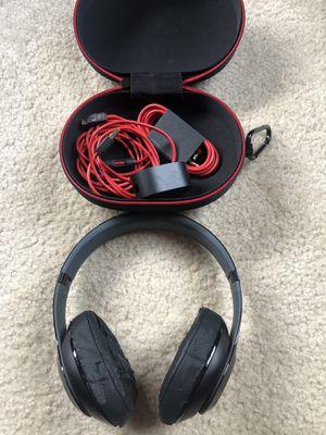 Beats studio wired headphones for Sale in Ellenton, FL