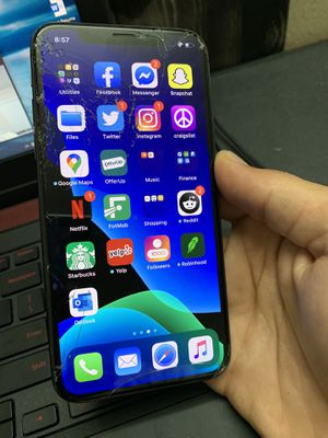 iPhone X 256GB Unlocked for Sale in La Mesa, CA